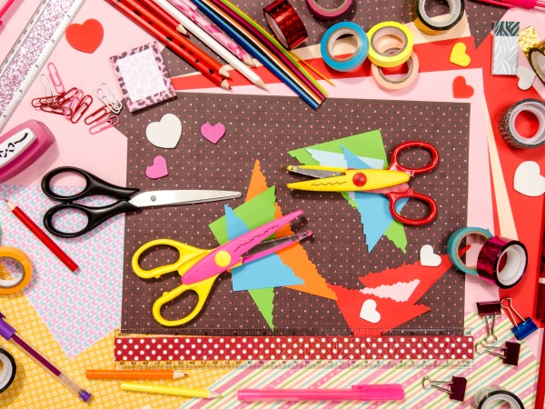 The best way to organize craft supplies for Ways to organize craft supplies